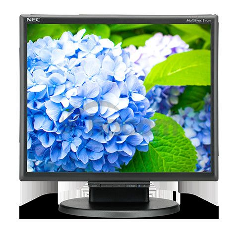 "17 ""LED NEC E172, 1280x1024, TN, 250cd, 50mm, BK"