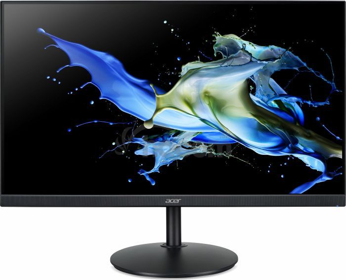 "27 ""Acer CB272 - IPS, FullHD @ 75Hz, 1ms, 250cd / m2, 16: 9, HDMI, DP, VGA, FreeSync, pivot, repro"
