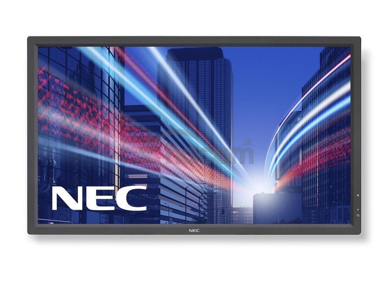 "32 ""LED NEC V323-3 PG, 1920x1080, S-IPS, 24 / 7,450cd"