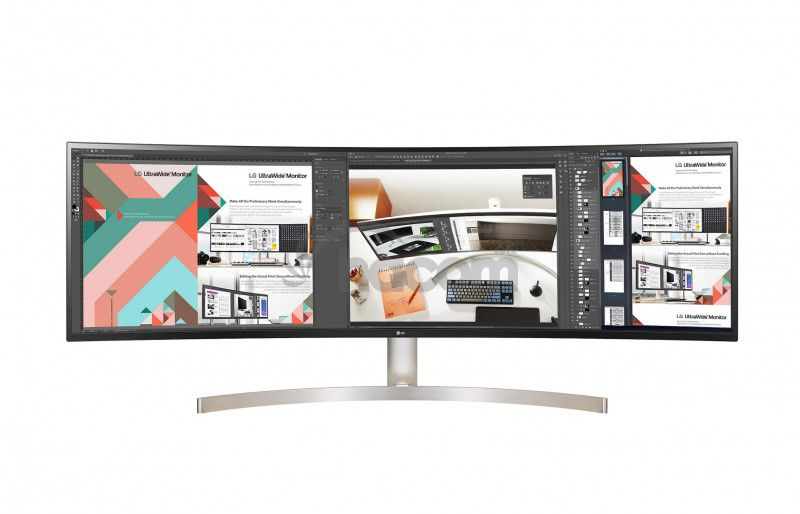 "49 ""LG LED 49WL95C - QHD, IPS, USB-C, curved"