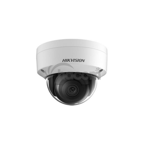 Dome kamera Hikvision IP DS-2CD2123G0-I  2MPx. 6mm FullHD IR 30m, slot na SD