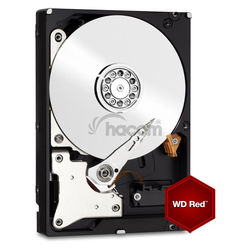 HDD 4TB WD40EFRX RED 64MB SATAIII IntelliP.NAS 3RZ