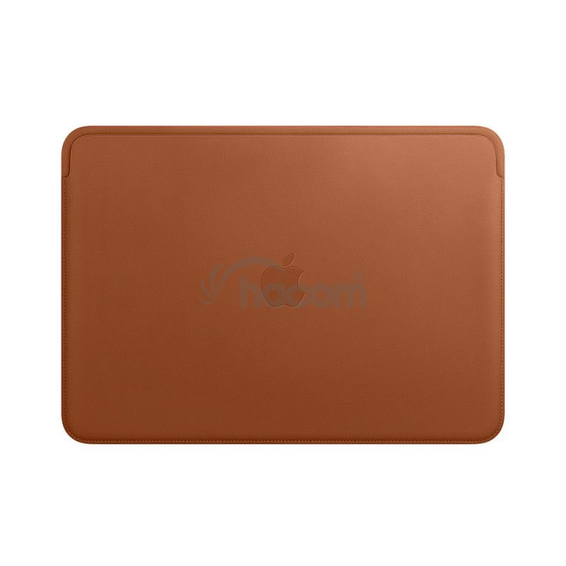 Leather Sleeve pre MacBook Pro 13 - Saddle Brown