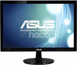 "19 ""LED ASUS VS197DE čierny -1366x768, 16: 9, VGA, V2"
