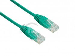 4World Patch kábel RJ45 Cat5e UTP 1.0m Green