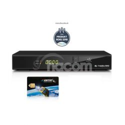 AB CryptoBox 700HD + karta Antik