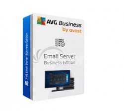 AVG Email Server Business Edition, 50 mbx. / 36 m.