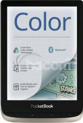 E-book POCKETBOOK 633 Color, Moon Silver