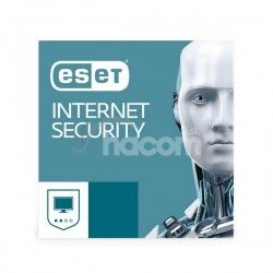 ESET Internet Security 1PC / 1 rok + darček