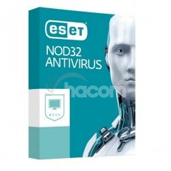 ESET NOD32 Antivirus 1PC / 1 rok
