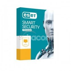 ESET Smart Security Premium 1PC / 1 rok zľava 50% (EDU, ZDR, ISIC, ZTP, NO.. )