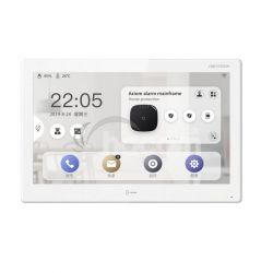 "Hikvision vnút. jednotka 10"" s WiFi, modul.systém, android DS-KH9510-WTE1"