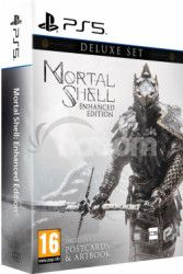 PS5 - Mortal Shell Enhanced Edition Deluxe Set