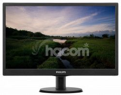 "19 ""LED Philips 193V5LSB2-1366x768, VGA, 200cd, VESA"