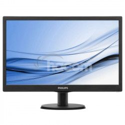 "19,5 ""LED Philips 203V5LSB-1600x900, VGA"