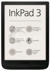 E-book POCKETBOOK 740 inkpad 3, Black