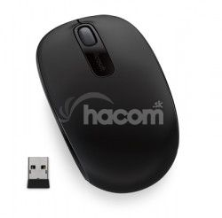 Microsoft Wireless Mobile Mouse 1850, Black