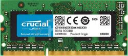 SO-DIMM 4GB DDR3L 1866MHz Crucial CL13 1.35V / 1.5V