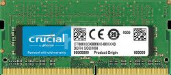 SO-DIMM 4GB DDR4 SDRAM 2666MHz Crucial CL19