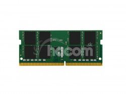 SO-DIMM 4GB DDR4-3200MHz Kingston CL22 1Rx16