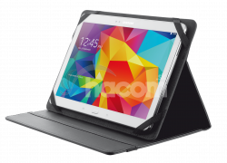 "TRUST Primo Folio Case with Stand for 10 ""tablets - black"