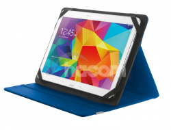 "TRUST Primo Folio Case with Stand for 10 ""tablets - blue"