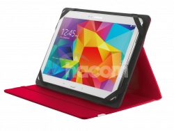 "TRUST Primo Folio Case with Stand for 10 ""tablets - red"