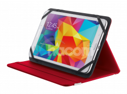 "TRUST Primo Folio Case with Stand for 7-8 ""tablets - red"