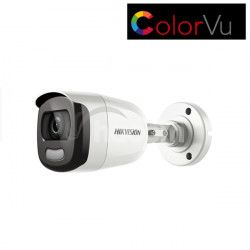 Tubus kamera Hikvision DS-2CE10DFT-F 2MPx 3,6mm turbo HD 4v1 ColorVU, IR 20m noc